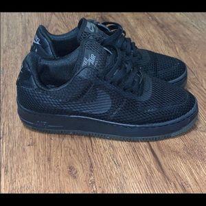 Nike Air Force Sneakers Black